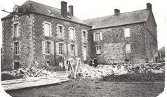 MAISON DE RETRAITE EN 1954