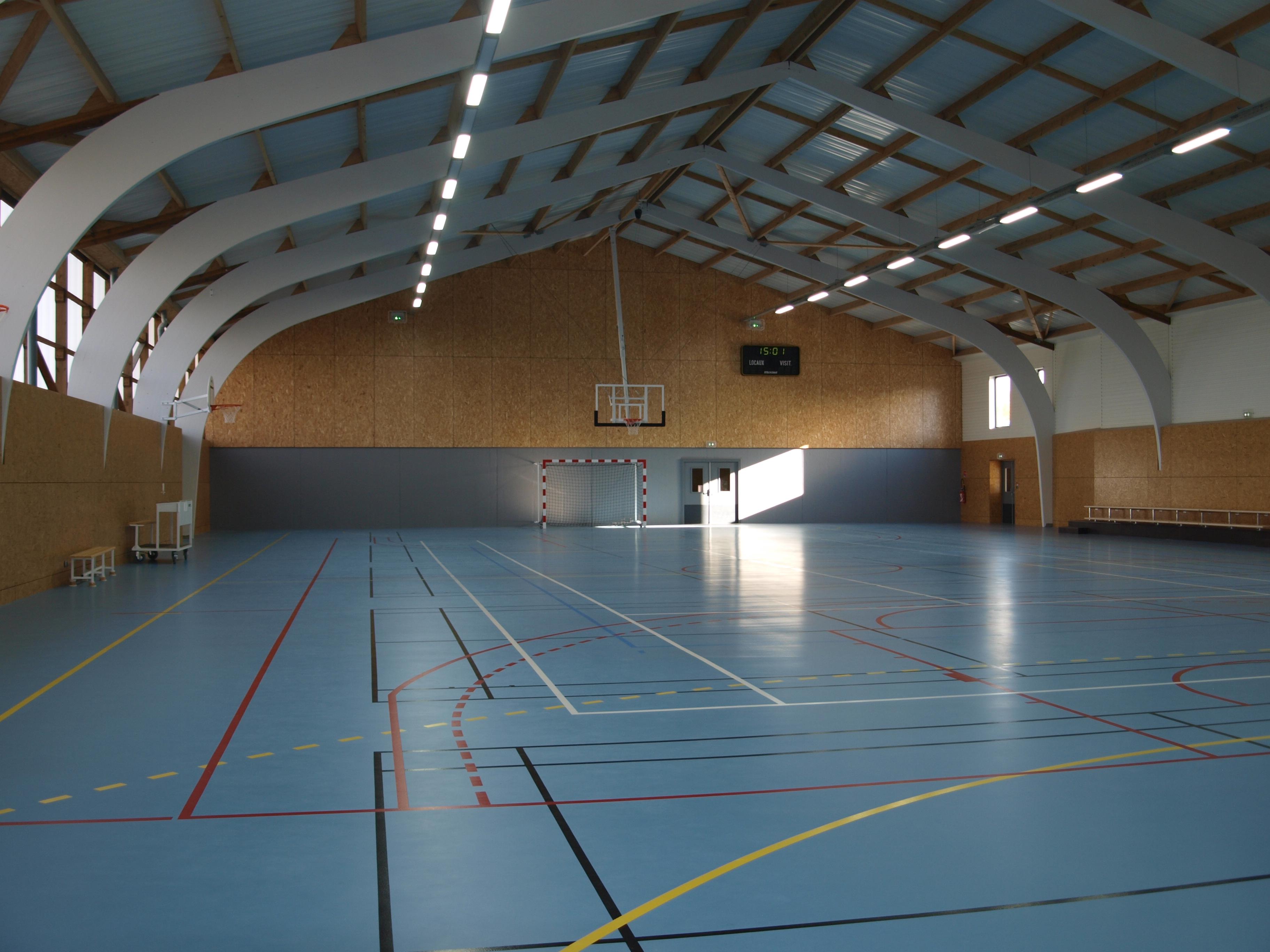 Salle Des Sports Site Officiel De Bais En Ille Et Vilaine 35